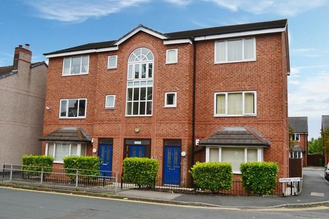 Thumbnail Flat for sale in Grimshaw Street, Golborne, Warrington