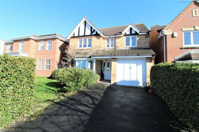 4 bed detached house for sale in Cowslip Crescent, Thatcham