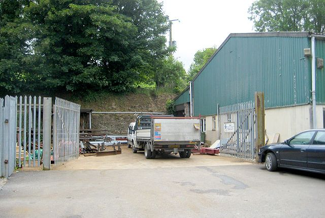 Thumbnail Light industrial for sale in Tregrehan Mills, St. Austell
