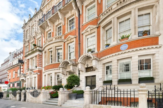 Thumbnail Flat for sale in Dunraven Street, Mayfair, London