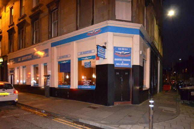 Thumbnail Commercial property for sale in West Preston Street, Newington, Edinburgh