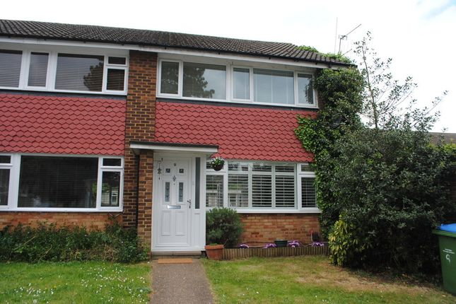 3 bed end terrace house for sale in Cherimoya Gardens, West Molesey
