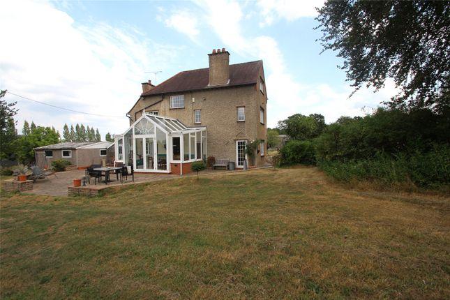 Thumbnail Detached house for sale in Hophurst Lane, Crawley Down, Crawley