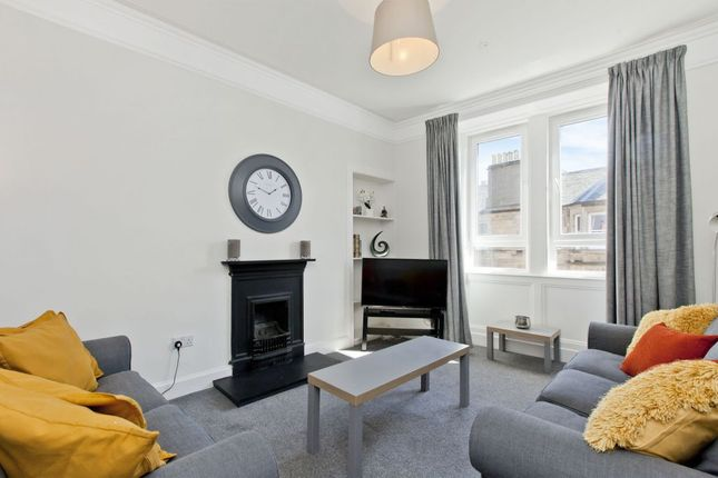 Thumbnail Maisonette for sale in 62 (3F1) Temple Park Crescent, Polwarth, Edinburgh