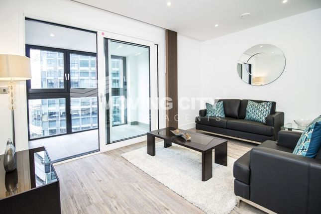 Thumbnail Flat for sale in Wiverton Tower, Aldgate Place, London