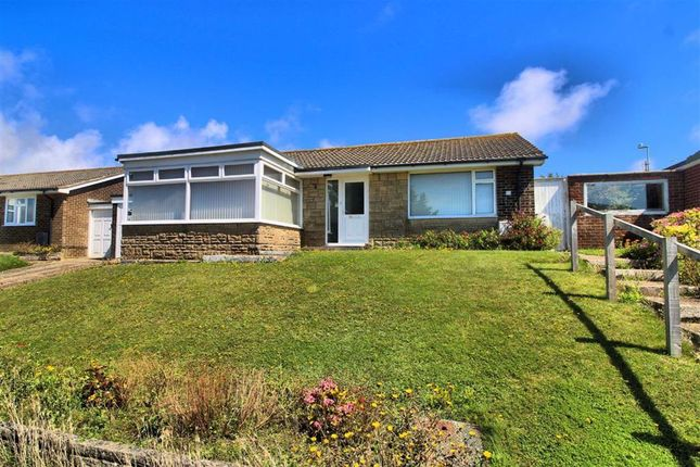 Thumbnail Detached bungalow for sale in St Andrews Drive, Seaford, East Sussex