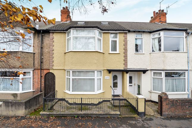 Thumbnail Terraced house for sale in Goddard Avenue, Hull