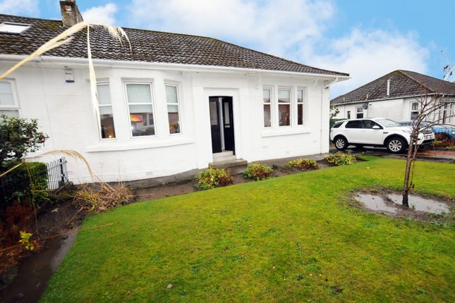 Thumbnail Semi-detached house for sale in 4 Boclair Crescent, Bishopbriggs, Glasgow