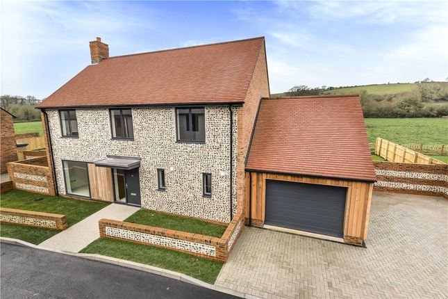 Thumbnail Detached house for sale in Broadridge Views, Sydling St. Nicholas, Dorchester, Dorset