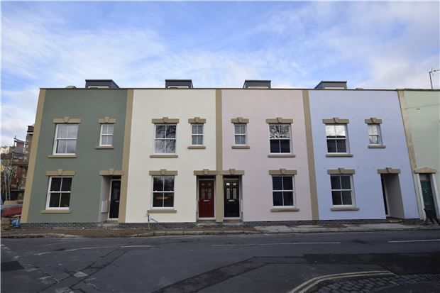 Thumbnail End terrace house for sale in Plot 1 Hill Avenue, Hill Avenue, Bedminster, Bristol