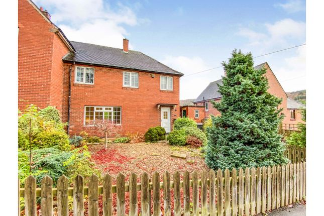 3 bed semi-detached house for sale in Don Avenue, Wharncliffe Side, Sheffield S35