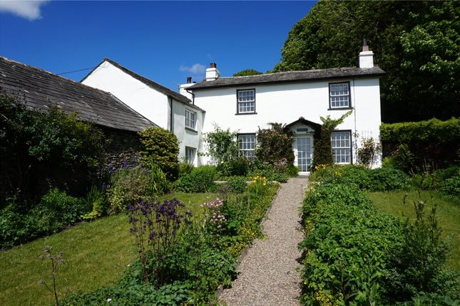 Thumbnail Detached house for sale in Haverthwaite, Ulverston, Cumbria
