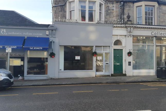 Thumbnail Retail premises to let in 62 Henderson Street, Bridge Of Allan, Stirling