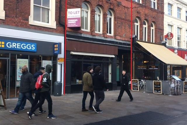Thumbnail Retail premises to let in 91A Fishergate, Preston