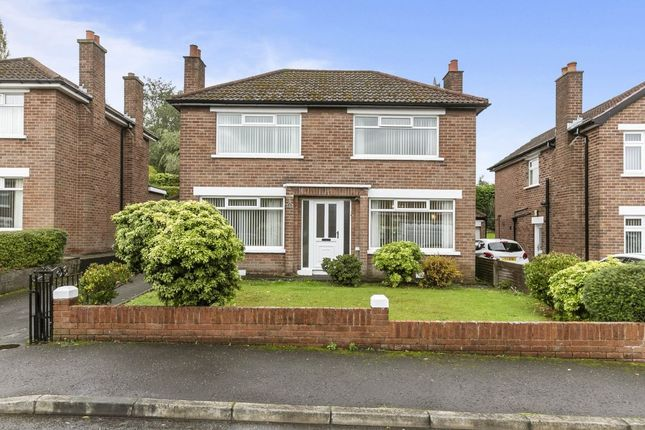 Thumbnail Detached house for sale in Richhill Crescent, Belfast