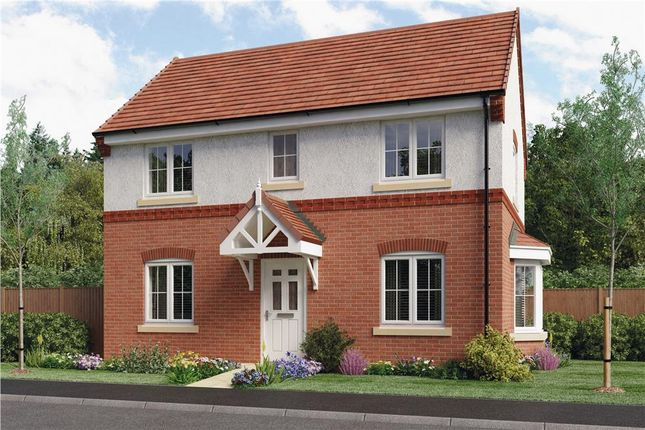 "Thumbnail Detached house for sale in ""Emmett"" at Copcut Lane, Copcut, Droitwich"