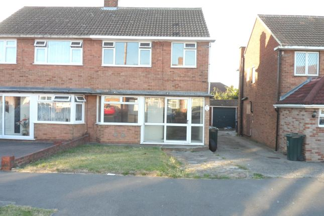 Thumbnail Semi-detached house to rent in Lunedale Road, Dartford