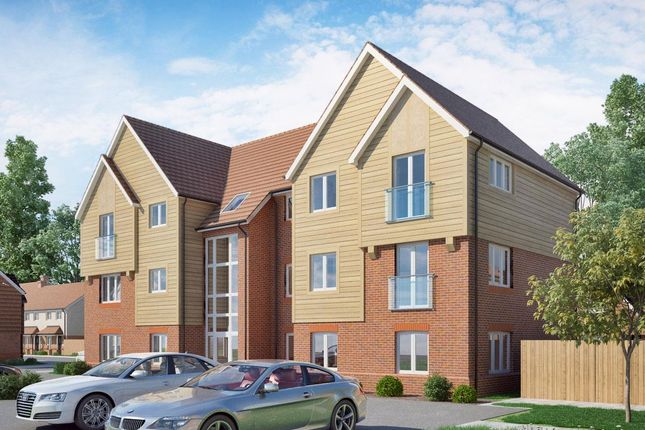 Thumbnail Flat for sale in Manor Court, High Street, Horam, Heathfield