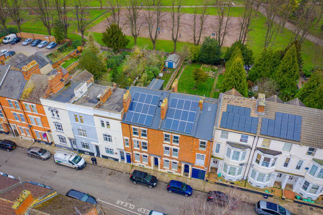 Thumbnail Town house for sale in Colwyn Road, Northampton