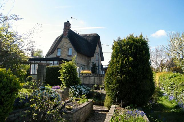Thumbnail Semi-detached house for sale in Church Road, Hilmarton, Calne
