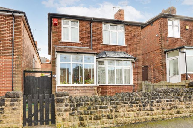 3 bed detached house for sale in Bannerman Road, Bulwell, Nottinghamshire NG6