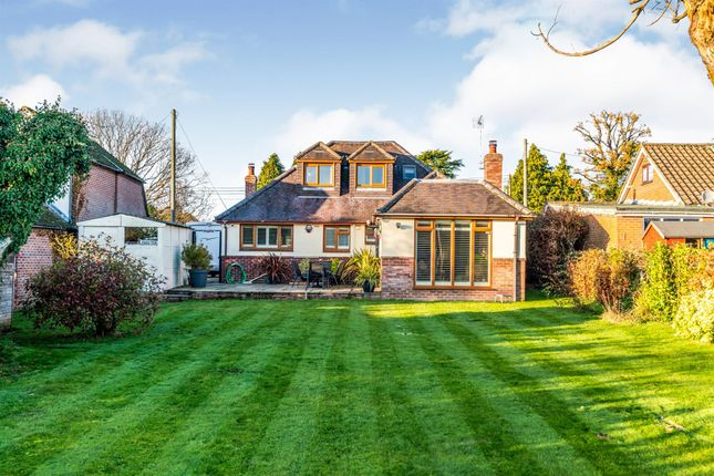 Detached bungalow for sale in Winsor Road, Winsor, Southampton