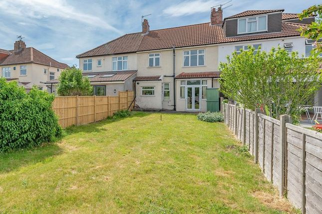 Thumbnail Terraced house for sale in South Croft, Henleaze, Bristol