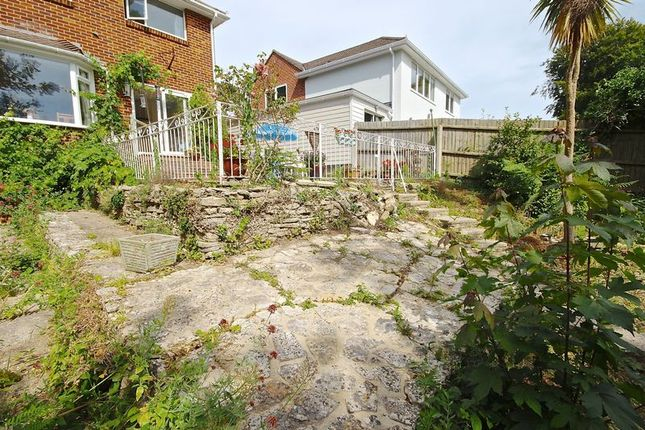 Tiered Rockery of Inverclyde Road, Parkstone, Poole BH14