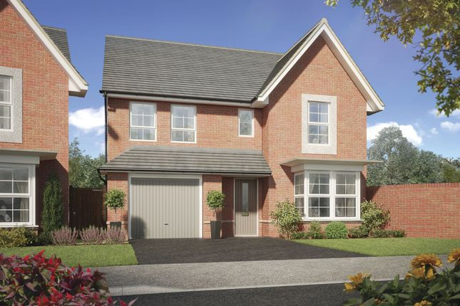 """Thumbnail Detached house for sale in """"Heathfield"""" at Gilhespy Way, Westbury"""