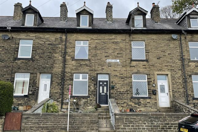 2 bed terraced house for sale in Broom Terrace, Oakworth, Keighley BD22