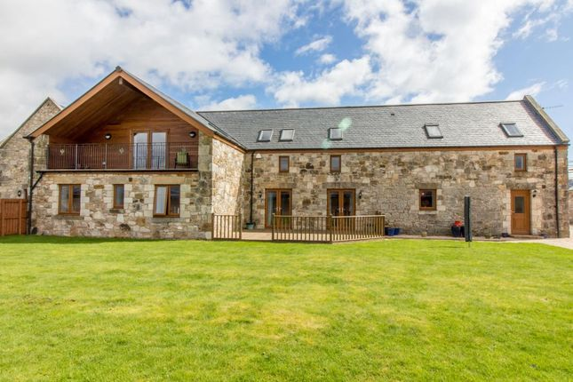 Thumbnail Farmhouse for sale in Goudierannet Farm, Kinross, Kinross-Shire