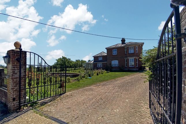 Detached house for sale in Forest Road, Newport