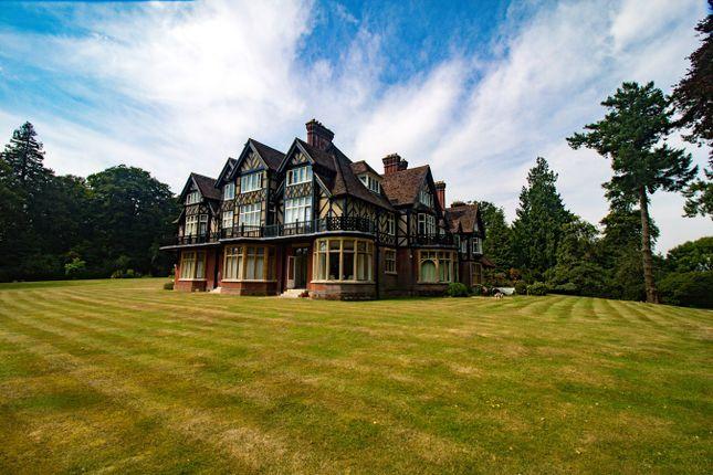 Thumbnail Flat to rent in Castle Malwood Lodge, Minstead, Lyndhurst