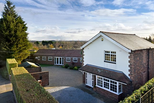 Thumbnail Detached house for sale in Doncaster Road, Crofton, Wakefield