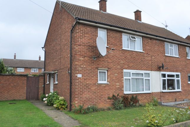 Thumbnail Semi-detached house for sale in Connaught Road, Ipswich
