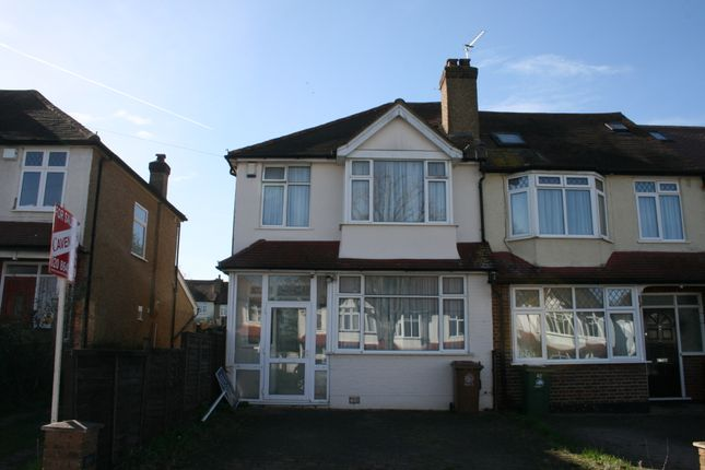 Thumbnail Semi-detached house for sale in Bridgewood Road, Worcester Park