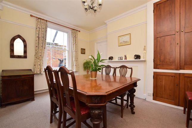 Thumbnail End terrace house for sale in Mill Hill, Edenbridge, Kent