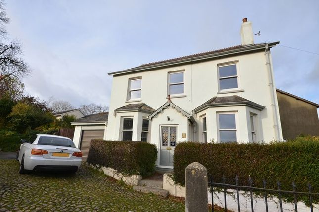 Thumbnail Detached house to rent in Pound Street, Moretonhampstead, Newton Abbot