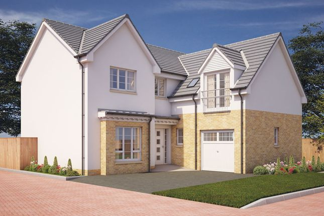 "Thumbnail Detached house for sale in ""The Eden"" at Torrance, Glasgow"