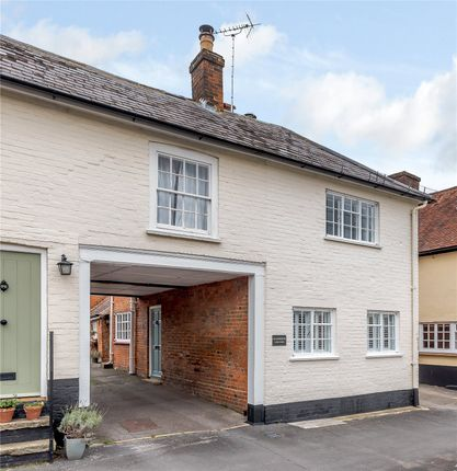 Thumbnail Detached house for sale in High Street, Odiham, Hampshire
