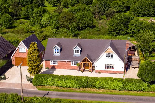 Thumbnail Detached house to rent in Chapel Lane, Bransford, Worcester