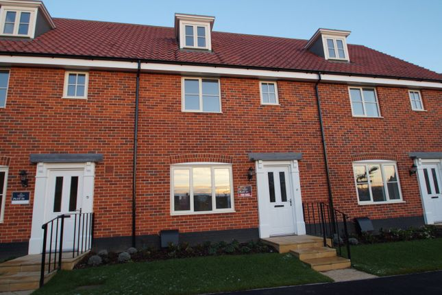 Thumbnail Terraced house for sale in Church Hill, Saxmundham