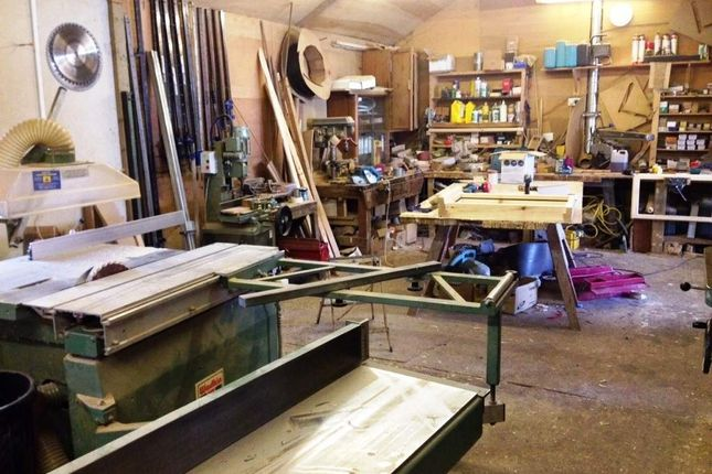 Thumbnail Commercial property for sale in Sutton St. Nicholas, Hereford