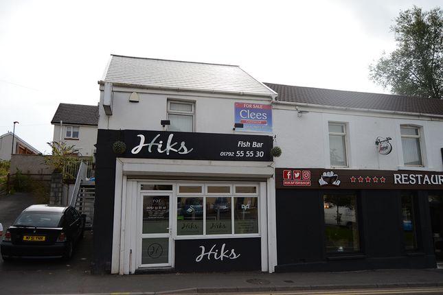 Thumbnail Restaurant/cafe to let in Llangyfelach Road, Brynhyfryd, Swansea
