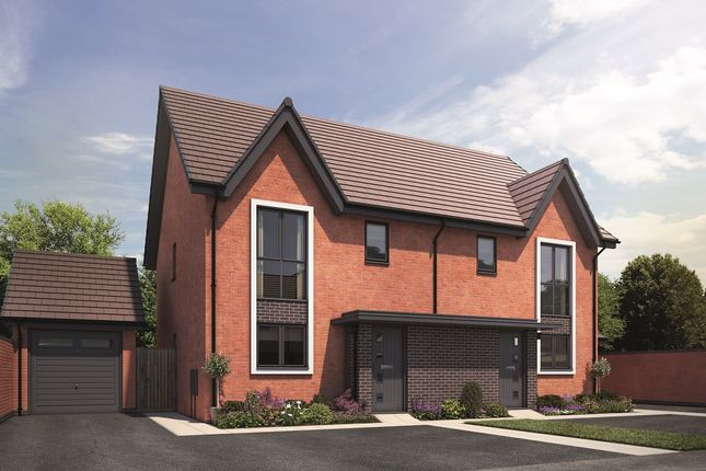 """3 bedroom property for sale in """"The Warwick"""" at Welton Lane, Daventry"""
