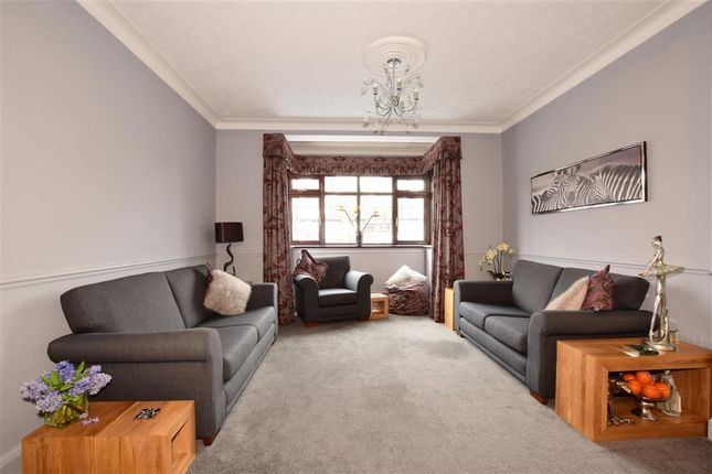 Thumbnail Semi-detached house for sale in Sunnymede Drive, Ilford, Essex