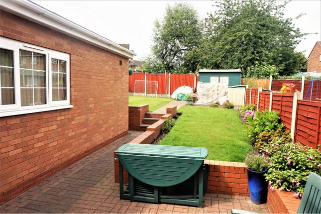 Rear Garden of Walsall Road, West Bromwich B71