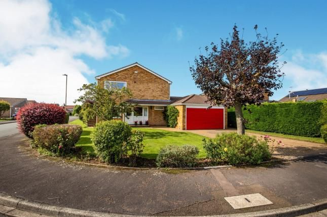 Thumbnail Detached house for sale in Priory Way, Ingleby Arncliffe, Northallerton, North Yorkshire