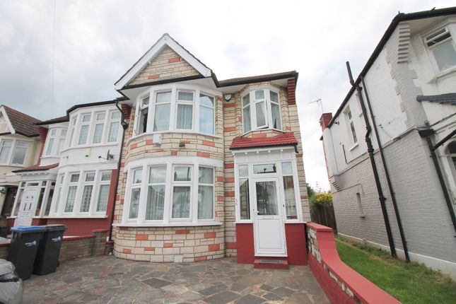Thumbnail Semi-detached house to rent in Wolves Lane, London
