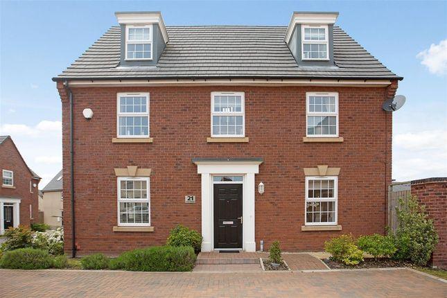 Thumbnail Detached house for sale in Letitia Avenue, Meriden, West Midlands